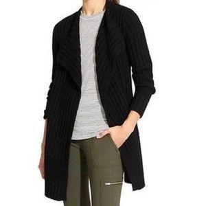 "ATHLETA ""Wildwood"" Merino Wool Cardigan Sweater XS"